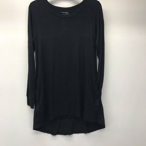 CUDDL DUDS Scoop Neck Base Layer Tunic M